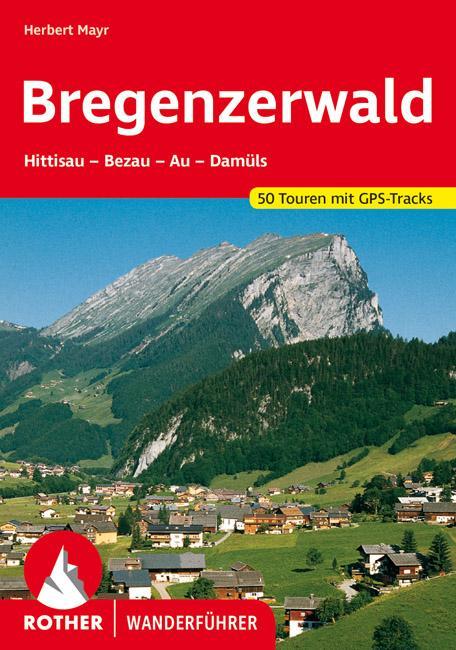 Rother Wanderführer. Bregenzerwald als Buch