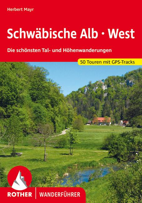 Schwäbische Alb West als Buch