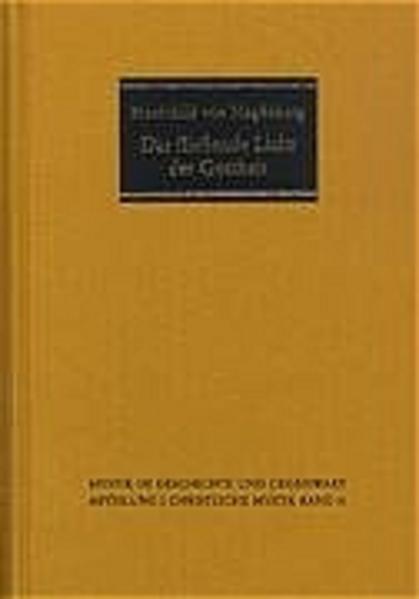 Das fließende Licht der Gottheit als Buch