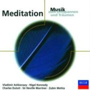 Meditation als CD