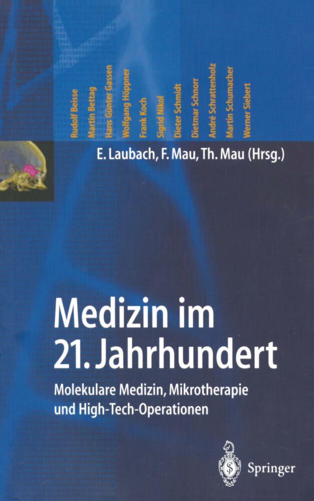 Medizin im 21. Jahrhundert als Buch (kartoniert)