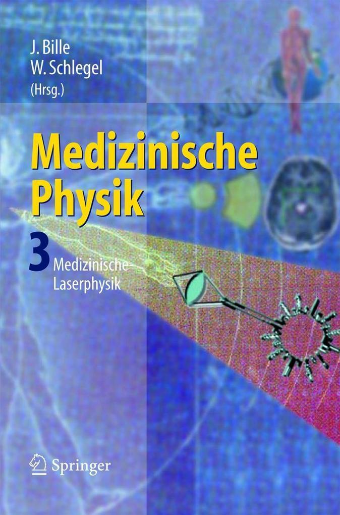 Medizinische Laserphysik als Buch (gebunden)