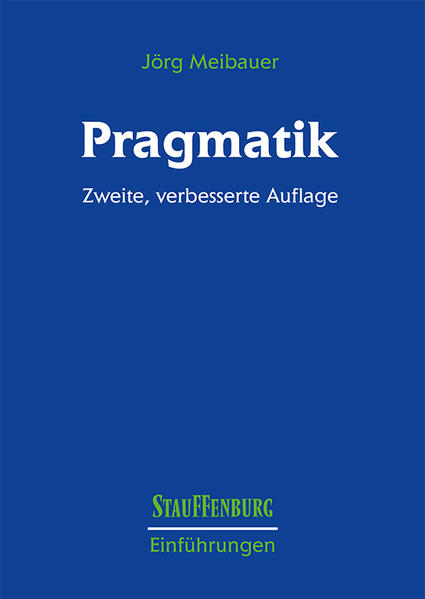 Pragmatik als Buch