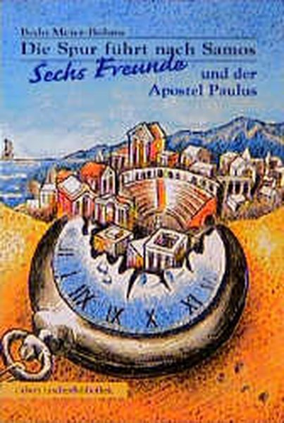 Die Spur führt nach Samos als Buch