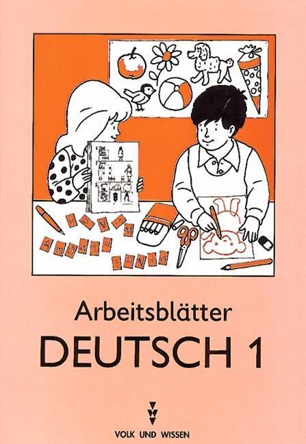 Mein Lesebuch 1 / 2. Meine Arbeitsblätter Deutsch 1 als Buch