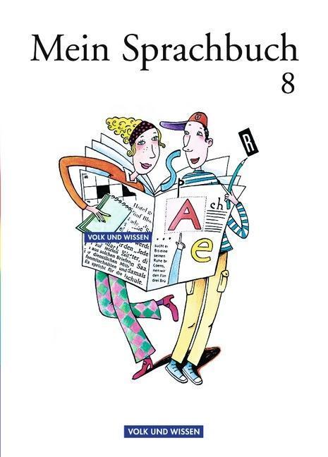Mein Sprachbuch 8. RSR als Buch