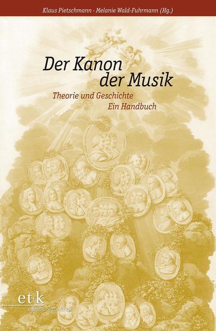 Der Kanon der Musik als Buch von