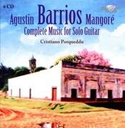 Barrios: Sämtliche Gitarrenmusik