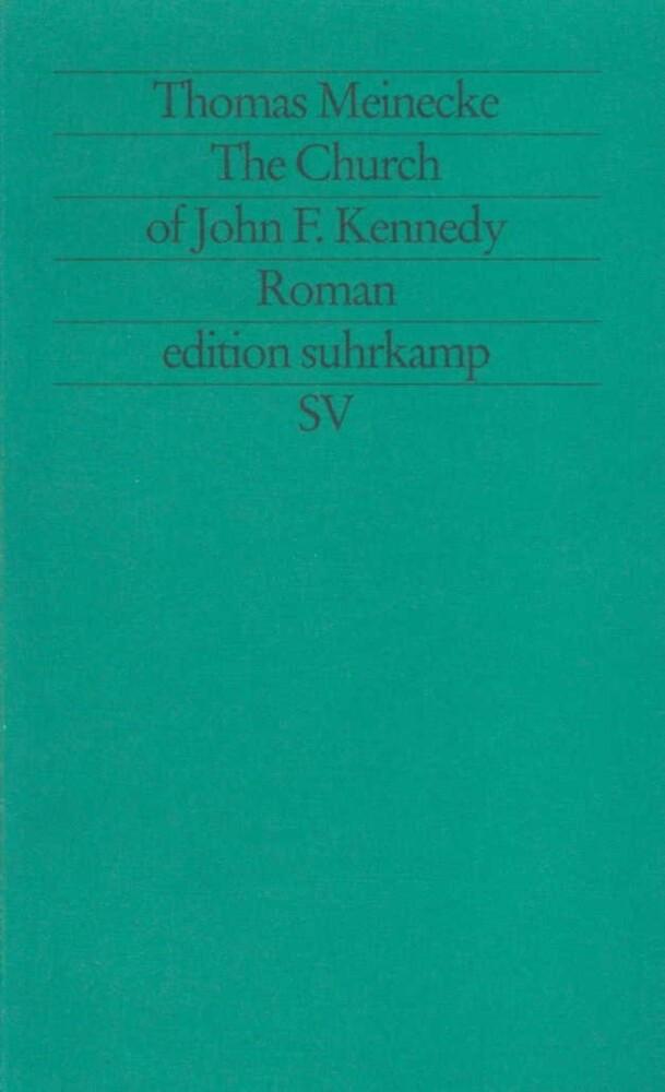 The Church of John F. Kennedy als Taschenbuch