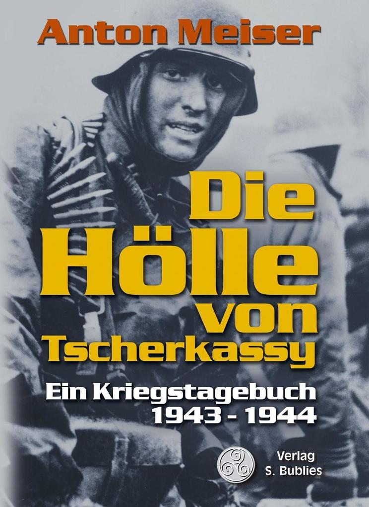 Die Hölle von Tscherkassy als Buch
