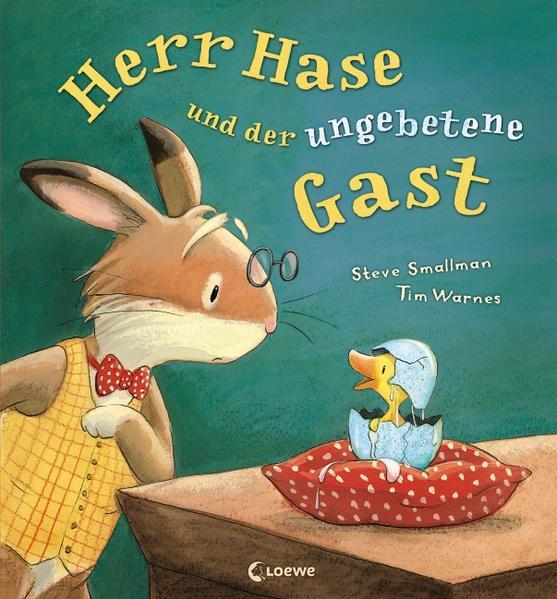 Herr Hase und der ungebetene Gast als Buch