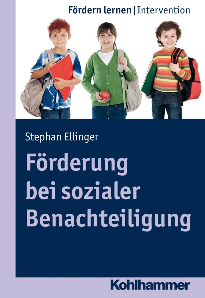 Förderung bei sozialer Benachteiligung als Buch...