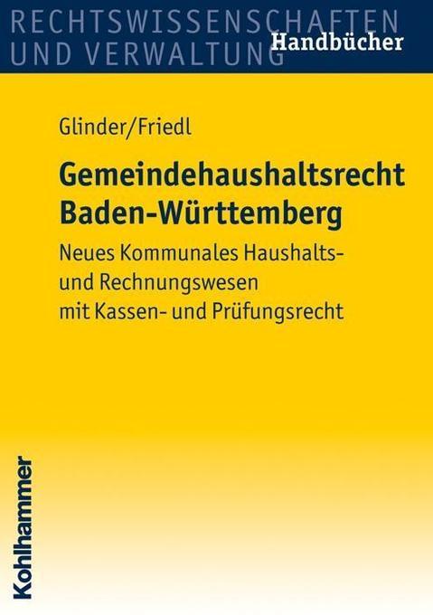 Gemeindehaushaltsrecht Baden-Württemberg als Bu...