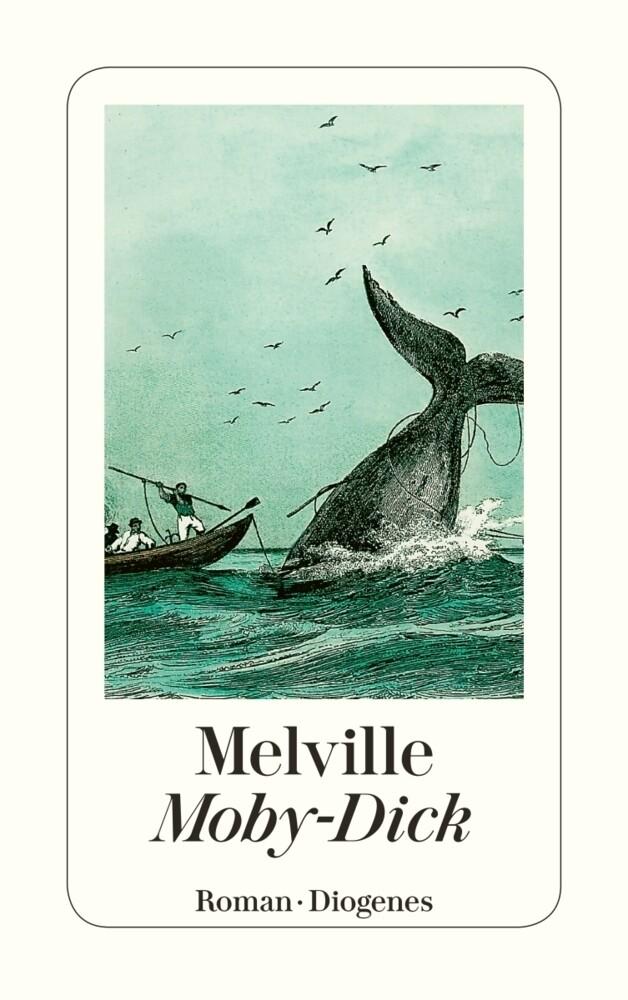 Moby Dick als Taschenbuch