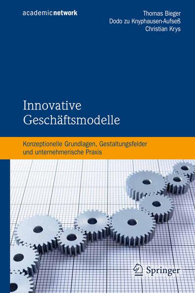 Innovative Geschäftsmodelle als Buch von