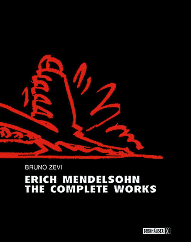 Erich Mendelsohn als Buch