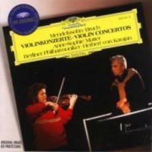 Violinkonzert op. 64 / Violinkonzert Nr. 1. Klassik-CD als CD