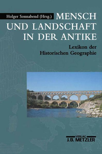 Mensch und Landschaft in der Antike als Buch
