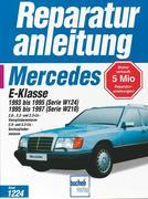 Mercedes E-Klasse 1993 bis 1995 (Serie W124), 1995 bis 1997 (Serie W210)