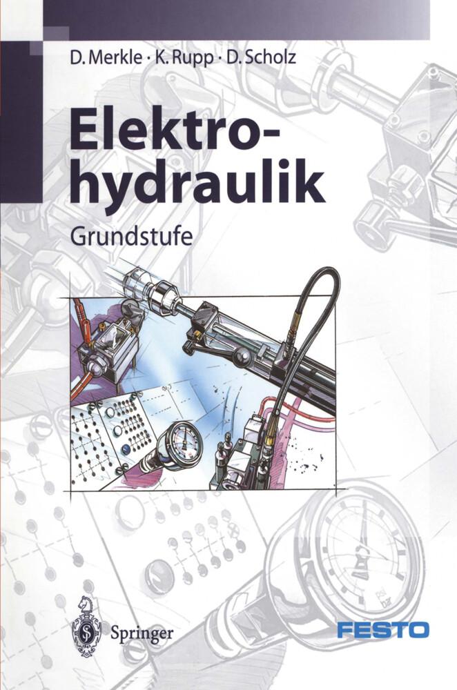 Elektrohydraulik als Buch