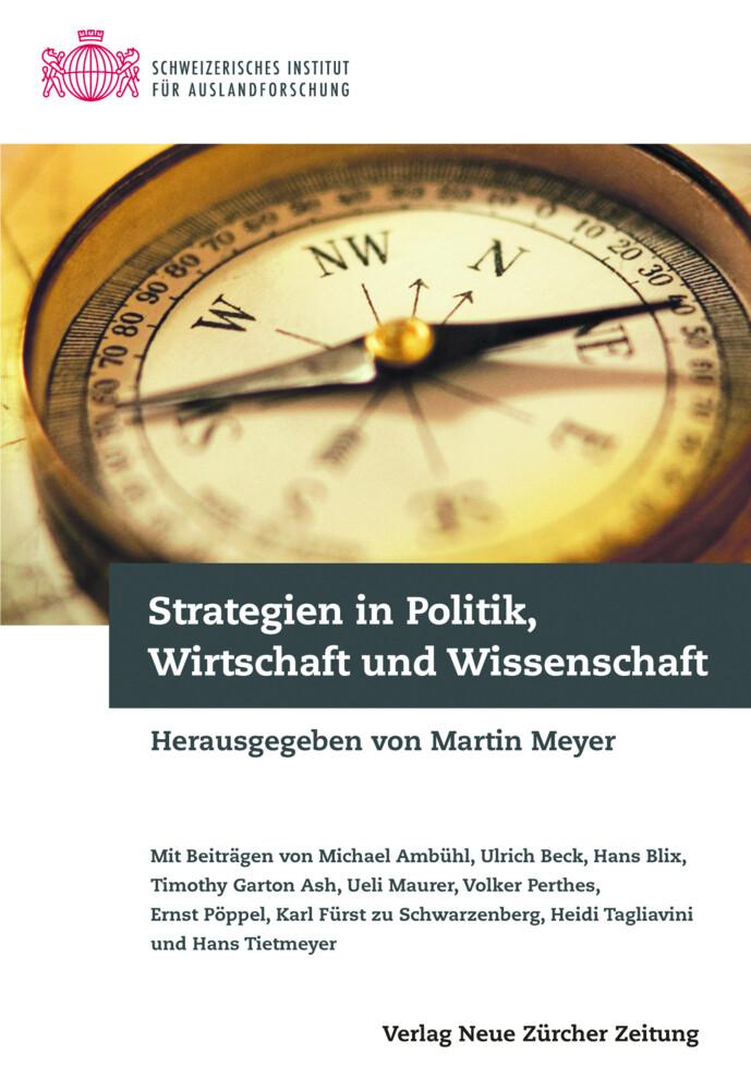 Strategien in Politik, Wirtschaft und Wissensch...