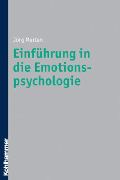 Einführung in die Emotionspsychologie als Buch (kartoniert)