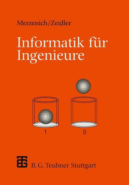 Informatik für Ingenieure als Buch von Hans Chr...