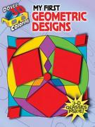3-D Coloring - My First Geometric Designs