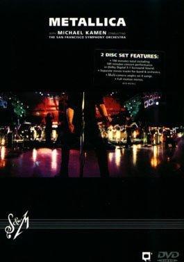 Metallica - S&M als DVD