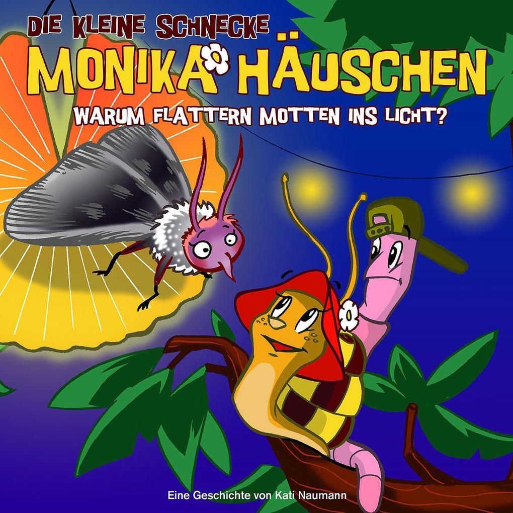Die kleine Schnecke Monika Häuschen 17. Warum f...