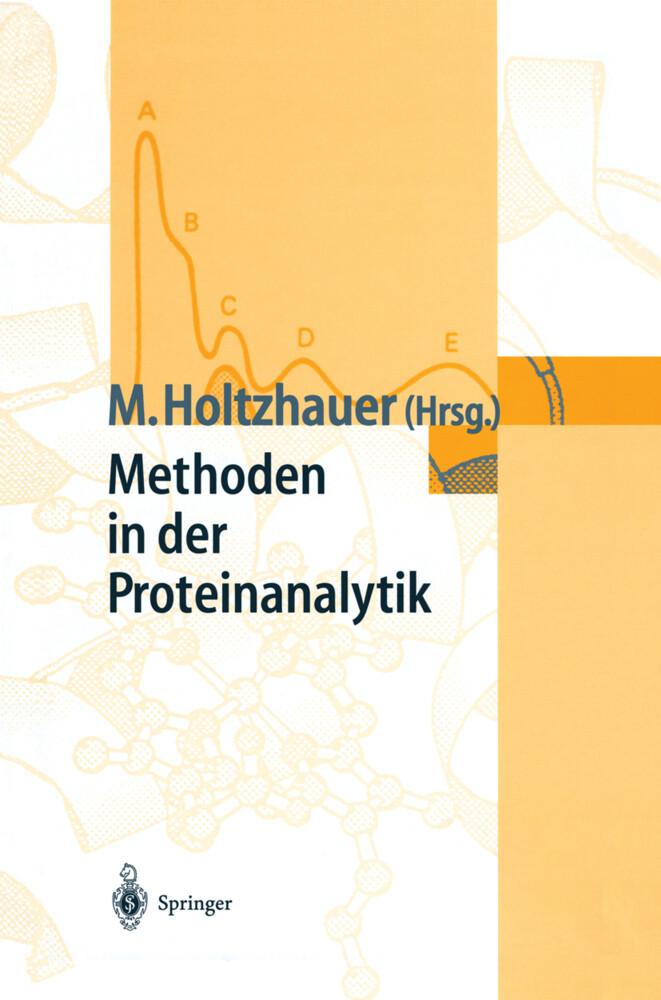 Methoden in der Proteinanalytik als Buch