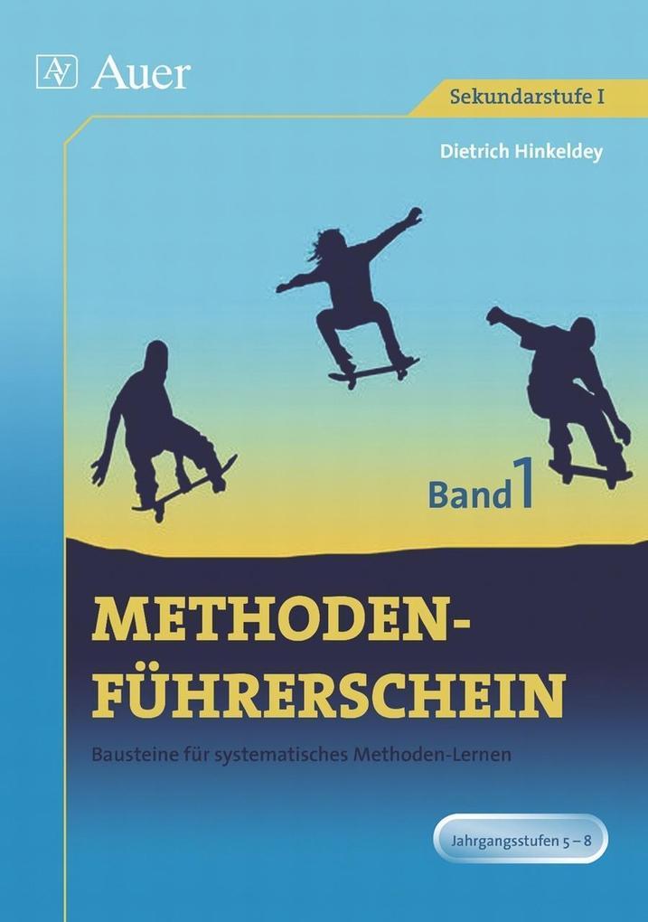 Methodenführerschein 1 als Buch