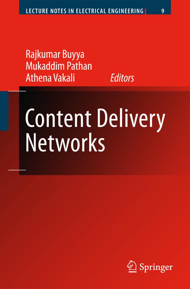 Content Delivery Networks als Buch von
