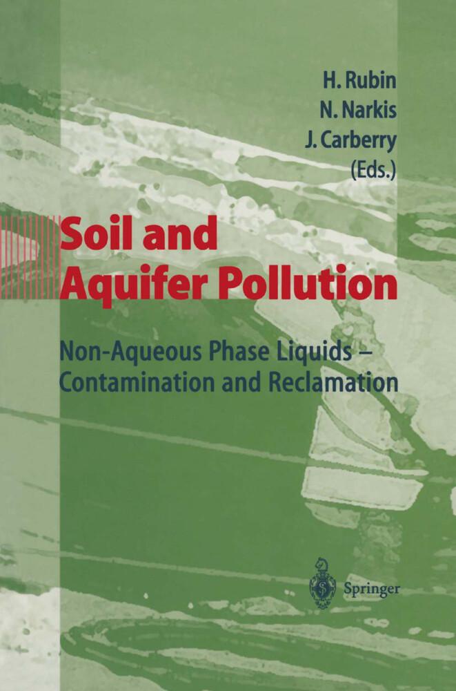 Soil and Aquifer Pollution als Buch von