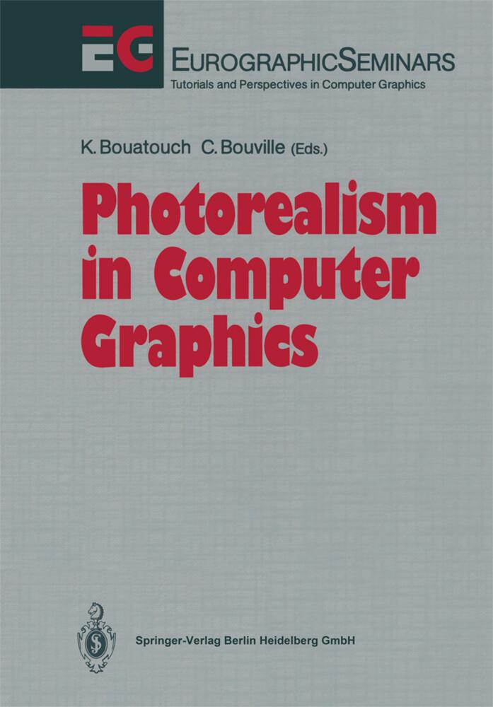 Photorealism in Computer Graphics als Buch von