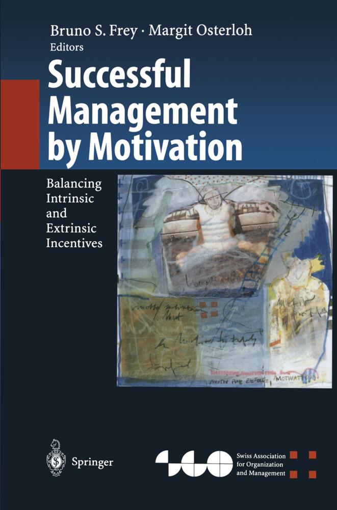 Successful Management by Motivation als Buch von