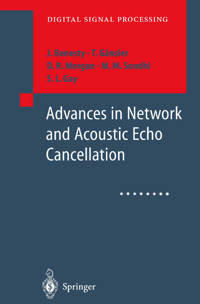 Advances in Network and Acoustic Echo Cancellat...