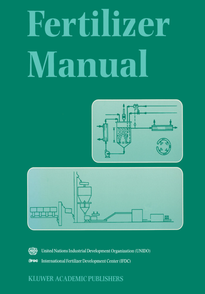 Fertilizer Manual als Buch von