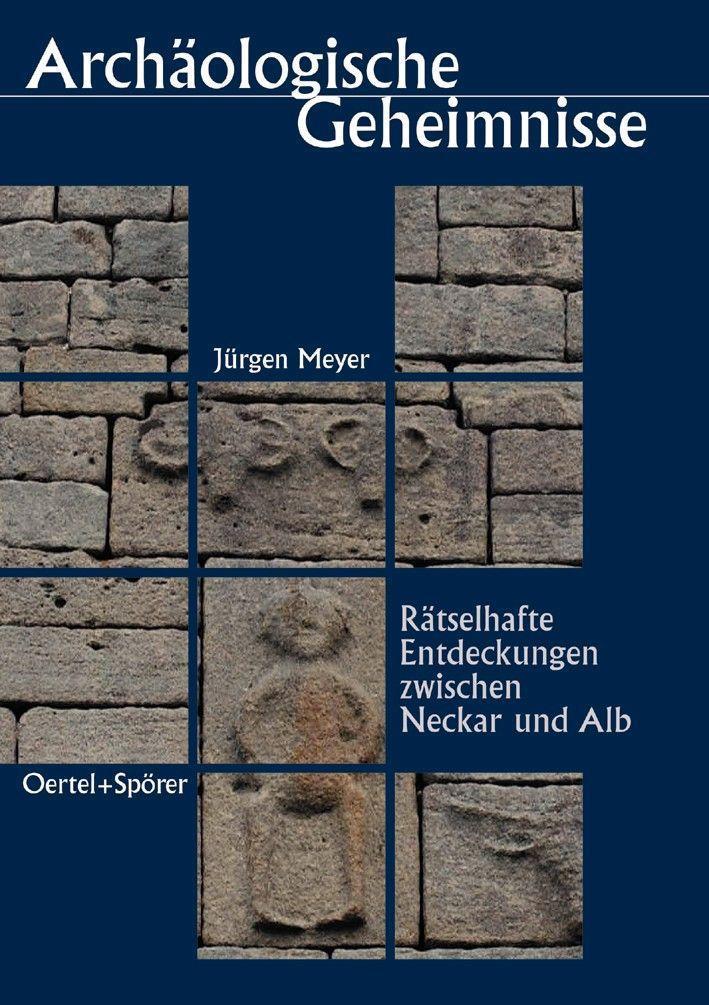 Archäologische Geheimnisse als Buch