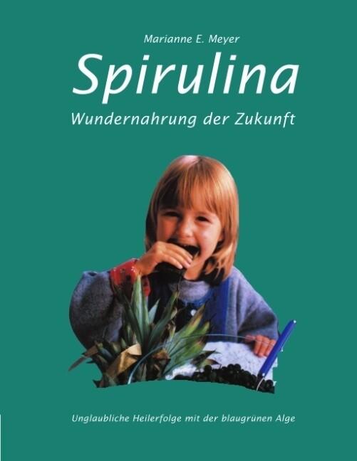 Spirulina als Buch