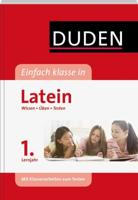 Duden Einfach klasse in Latein 1. Lernjahr als Mängelexemplar
