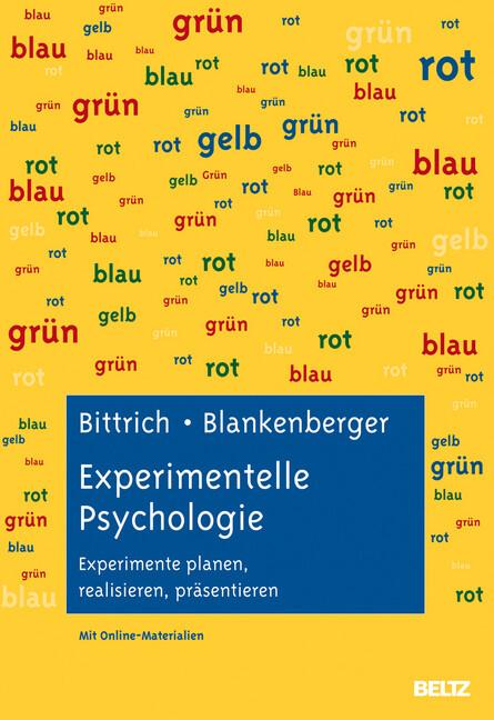 Experimentelle Psychologie als Buch von Katrin ...