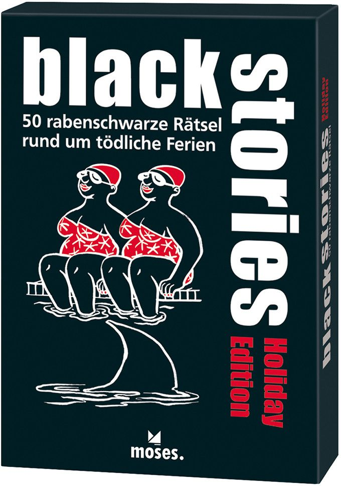 black stories Holiday Edition als Buch