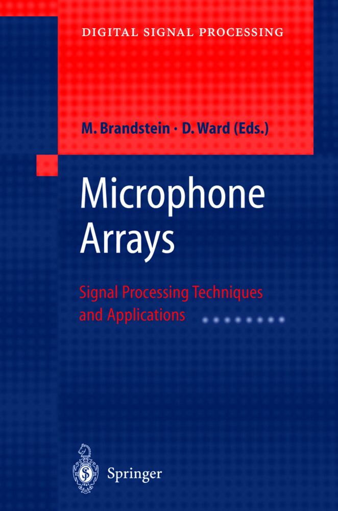 Microphone Arrays als Buch
