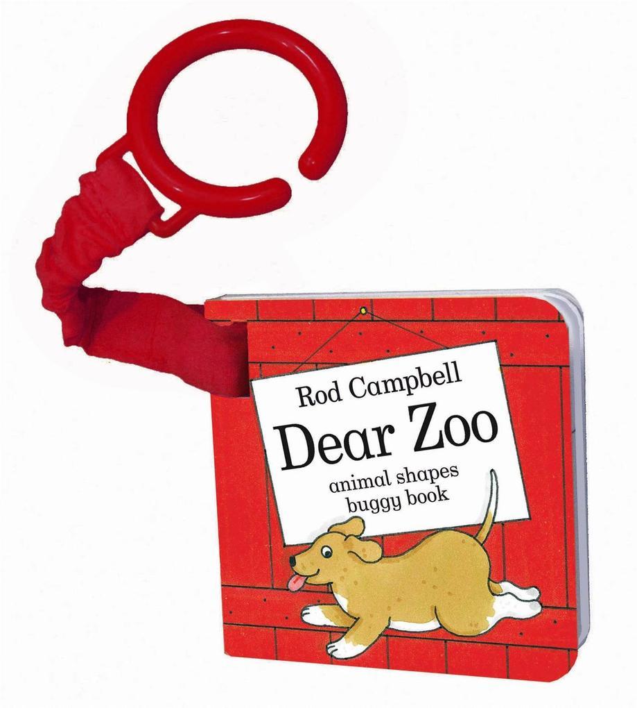 Dear Zoo Animal Shapes Buggy Book als Buch von ...