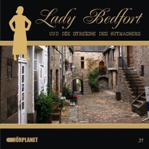 Lady Bedfort 37. Die Streiche des Hutmachers al...