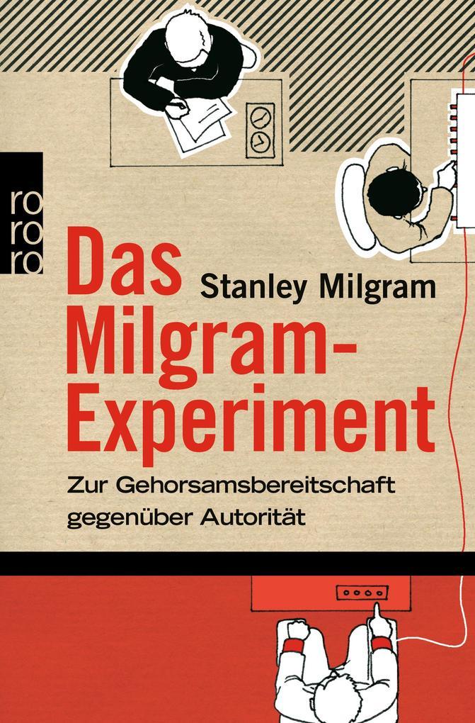 Das Milgram - Experiment als Taschenbuch