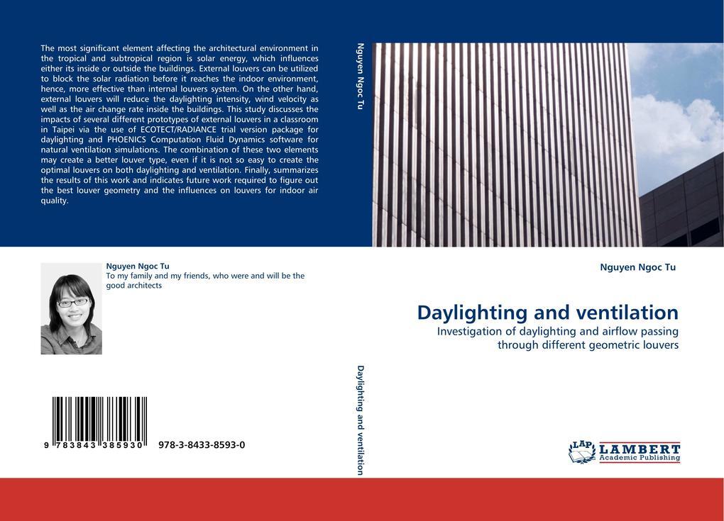 Daylighting and ventilation als Buch von Nguyen...
