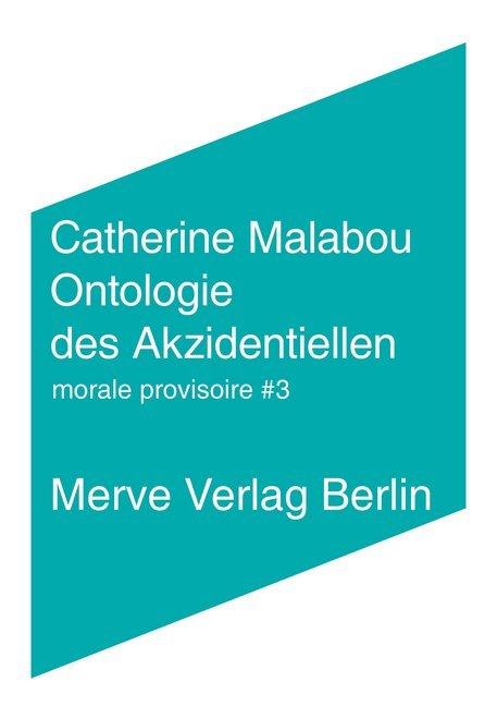 Ontologie des Zufalls. No.3 als Buch
