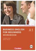 Business English for Beginners A1. Workbook mit CD
